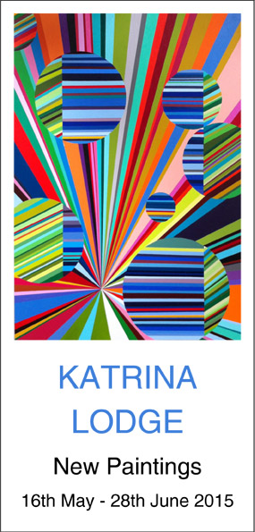 Karina Lodge - New Paintings